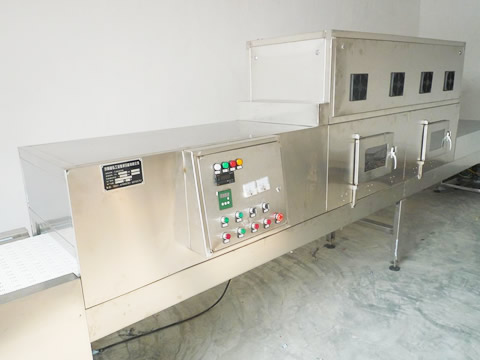 Large microwave dryer KEW-A-001